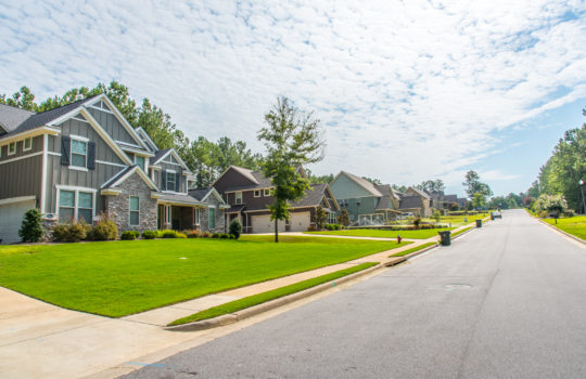 The Preserve Homes