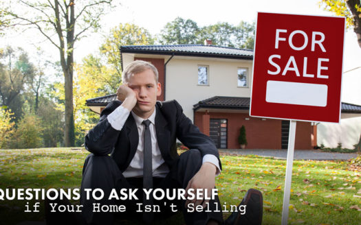 if your home isn't selling