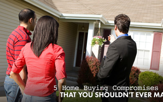 home buying compromises