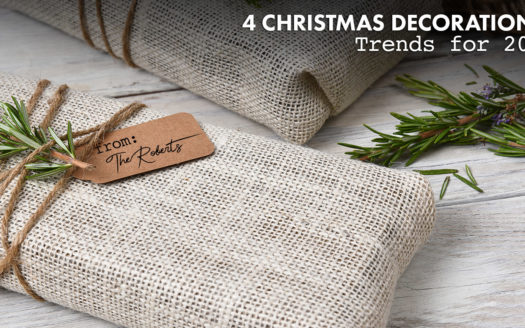 Christmas decoration trends for 2017