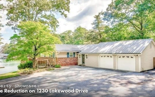 price reduction on 1230 Lakewood Drive