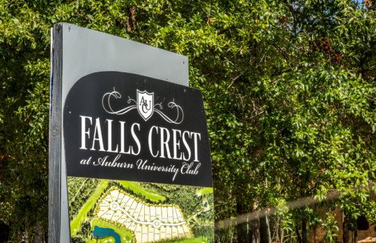 AU Club Falls Crest