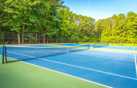 Asheton Park Tennis Courts