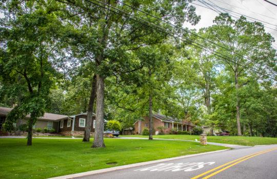 Cary Woods Street