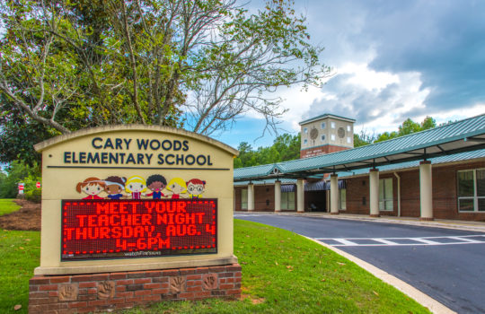 Cary Woods Elementary School