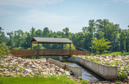 The Preserve Bridge