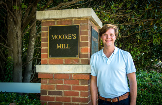Moore's Mill
