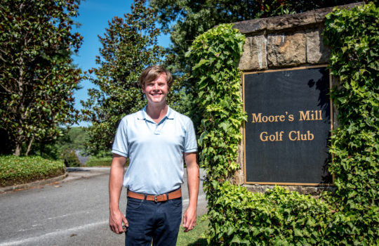 Moore's Mill Golf Club