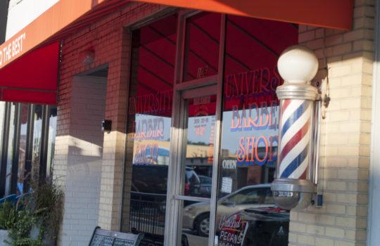 University Barber Shop