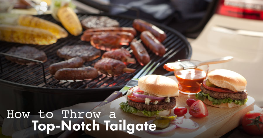 How to Throw a Tailgate