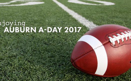 Auburn A-Day 2017