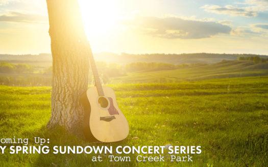 Spring Sundown Concert Series