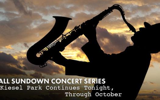 Fall Sundown Concert Series at Kiesel Park