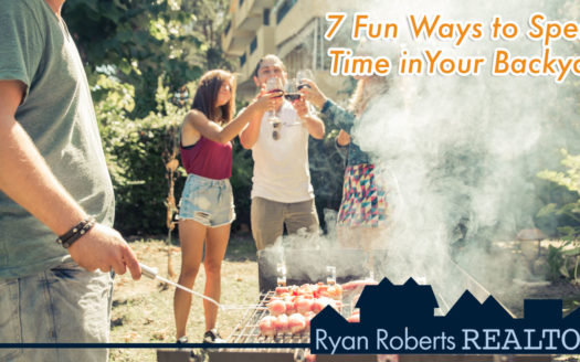 Fun Ways to Spend Time in Your Backyard