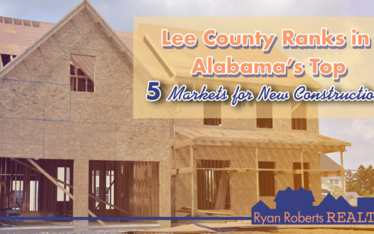 Alabama's top 5 markets for new construction