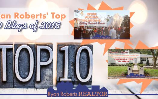 Ryan Roberts' Top 10 blogs of 2018