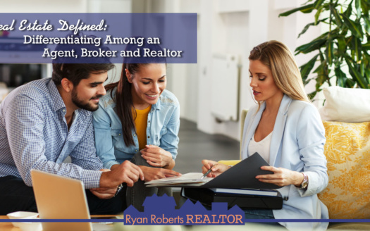 differentiating among an agent broker and realtor