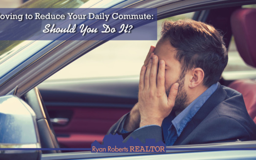moving to reduce your daily commute