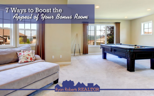 appeal of your bonus room