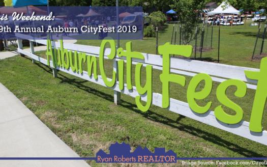 19th Annual Auburn CityFest 2019