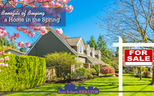 benefits of buying a home in the spring