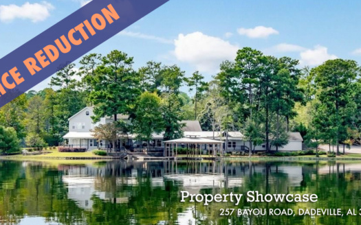 price reduction on 257 Bayou Road