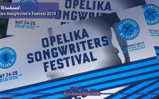 Opelika Songwriter's Festival 2019