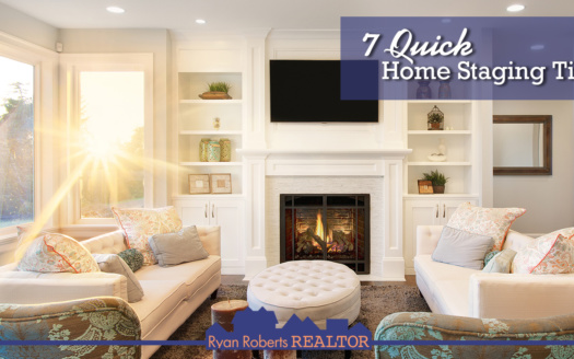 quick home staging tips