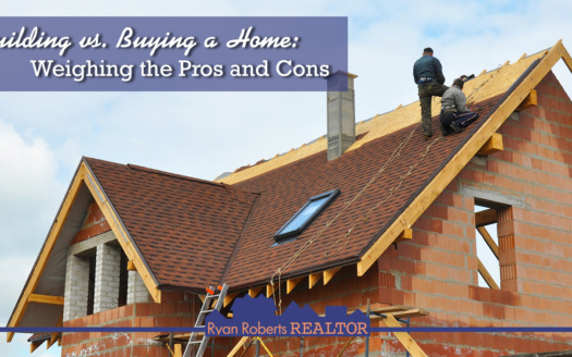 building vs. buying a home