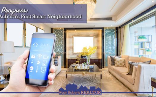 Auburn's first smart neighborhood