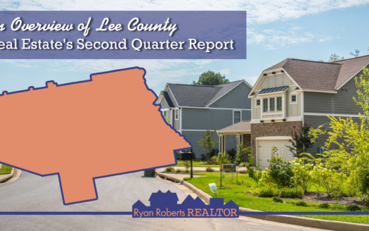 Lee County Real Estate's Second Quarter Report