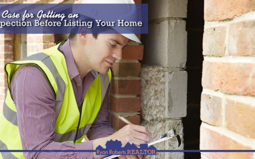 getting an inspection before listing your home