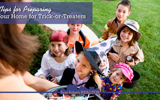 preparing your home for trick-or-treaters