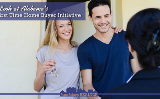 Alabama's first time home buyer initiative