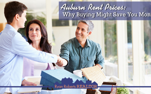 Auburn rent prices