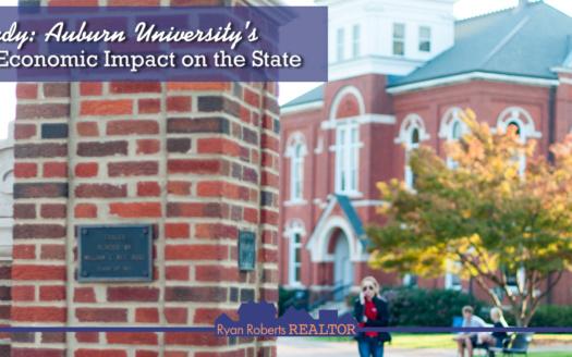 Auburn University's economic impact on the state