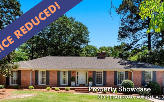 price reduction on 813 S. Dean Road