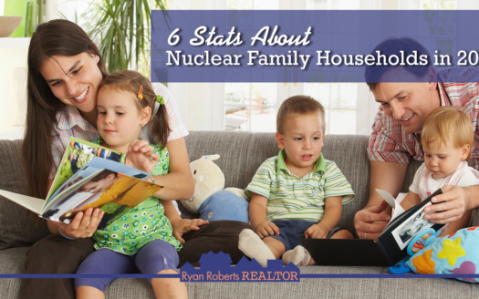 stats about nuclear family households in 2019