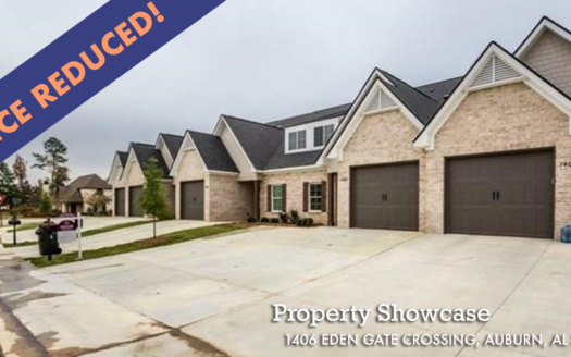 Price Reduction on 1406 Eden Gate Crossing