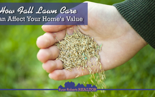 how fall lawn care can affect your home's value