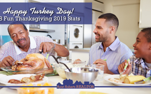 fun Thanksgiving 2019 stats