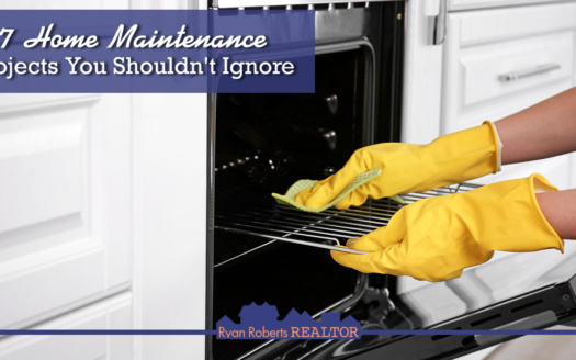 home maintenance projects you shouldn't ignore