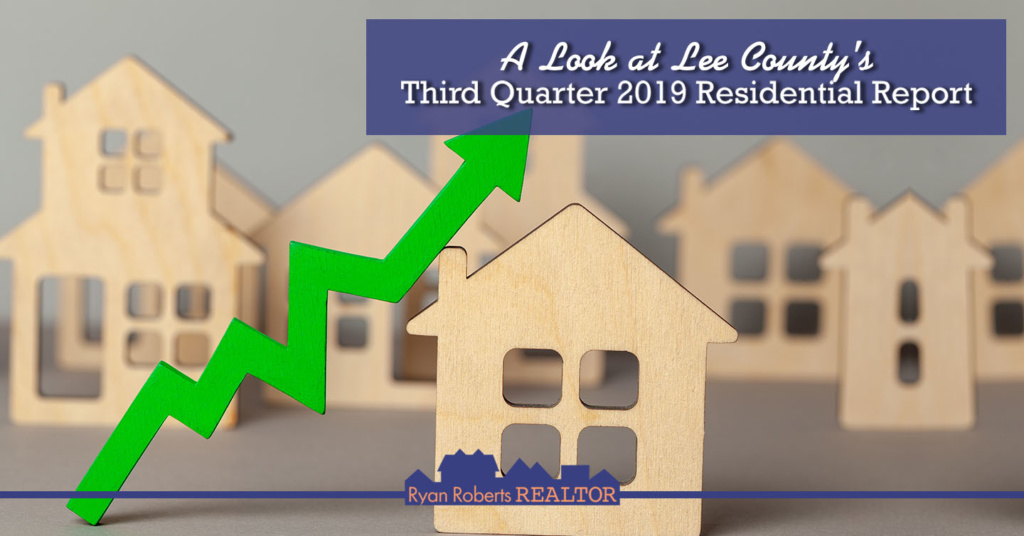 Lee County's Third Quarter 2019 Residential Report