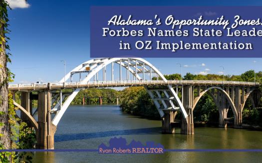 Alabama's Opportunity Zones