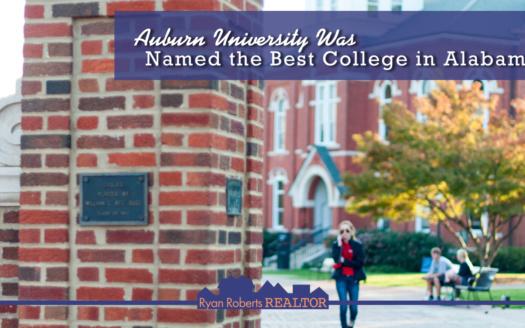 Best College in Alabama