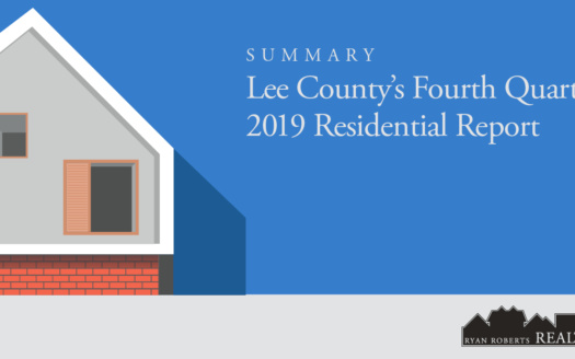 Lee County's Fourth Quarter 2019 Residential Report