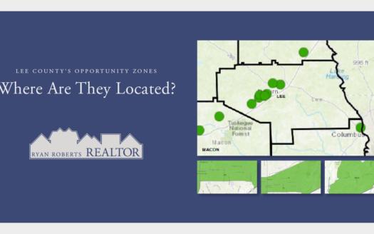 Lee County's Opportunity Zones