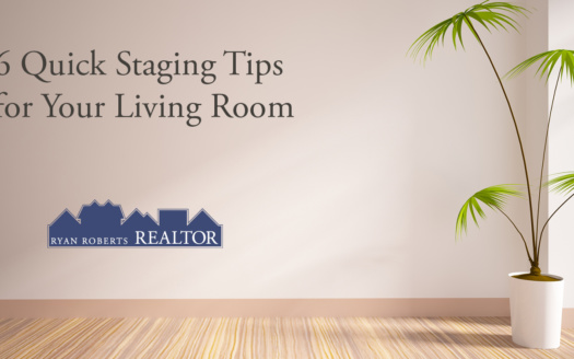 Staging Tips for Your Living Room