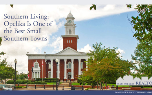 Opelika is one of the best small Southern towns