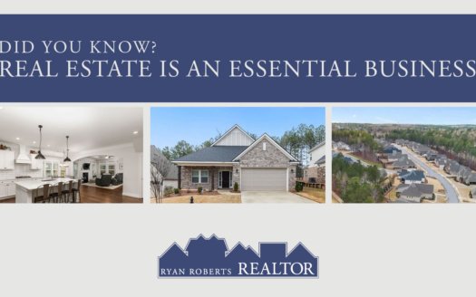 real estate is an essential business